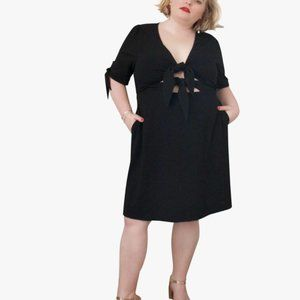 Lovefool Black Cutout Dress